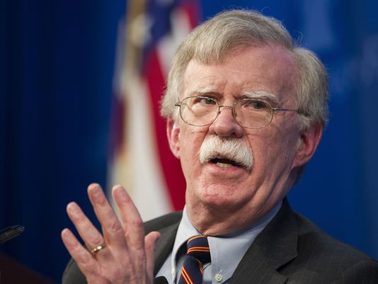 US withdrawal from Syria depends on conditions, John Bolton says