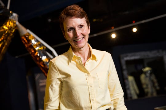 First British astronaut Helen Sharman believes aliens exist, and may be here right now