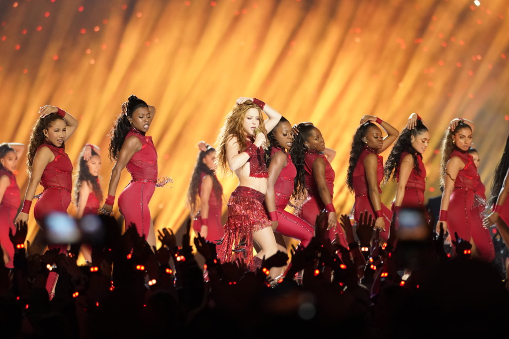 Jennifer Lopez and Shakira Restore Sparkle to Super Bowl Halftime