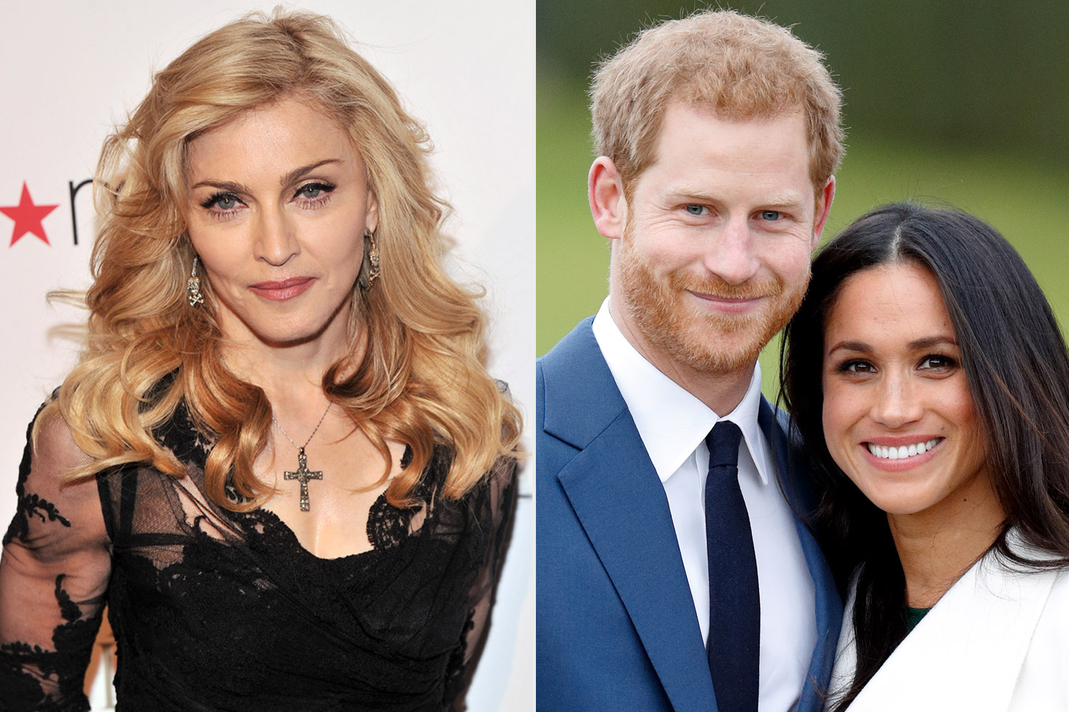 Madonna Offers Her NYC Apartment to Prince Harry and Meghan Markle: Dont Run Off to Canada
