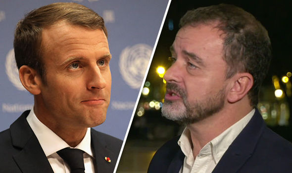 Macron can do NOTHING! Catalan MEP blasts French threat to punish an independent Catalonia