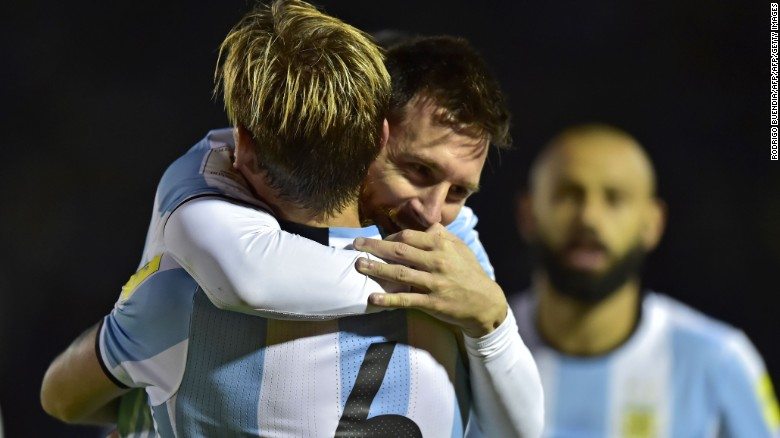 US fails to reach 2018 World Cup; Argentina breathes sigh of relief