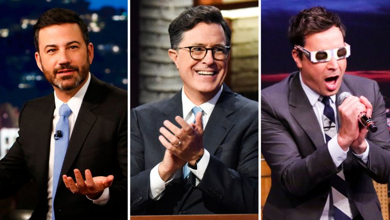 Kimmel Shakes Up Late Night Ratings Race as Fallon Sinks