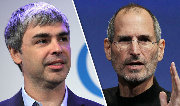 Stock Market Shock: Google reported to be purchasing Apple in 'ERRONEOUS' Dow Jones hiccup
