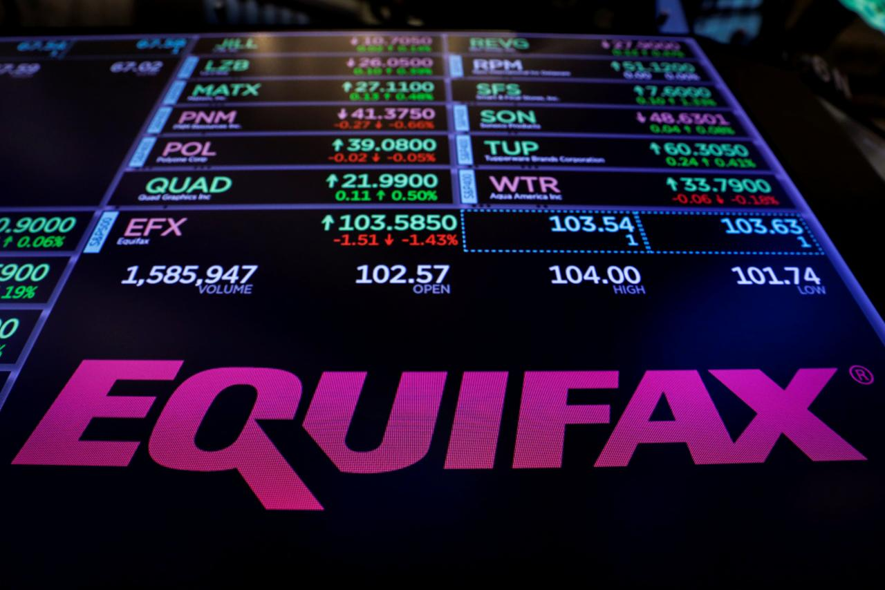 Equifax takes web page offline after reports of new cyber attack - Reuters