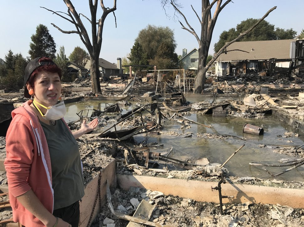 Officials Say They're 'Horrified' By What They've Seen In Deadly Wildfires