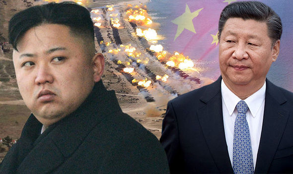 China under attack: North Korea preparing to fire 30 Scud missiles at own ALLY next week