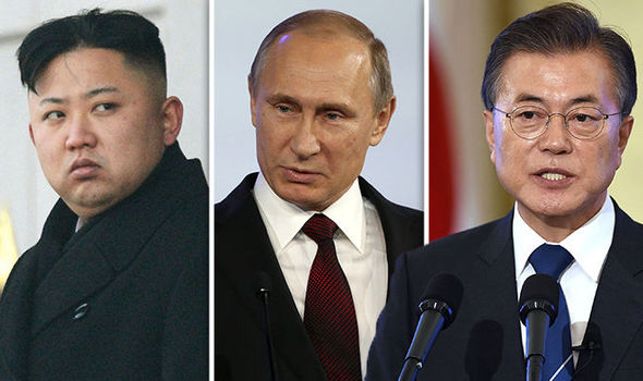 Russia to the rescue! Moscow offers to mediate between South & North Korea to prevent WAR