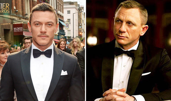 James Bond: Luke Evans says replacing Daniel Craig as 007 looks 'attractive but NOT easy'