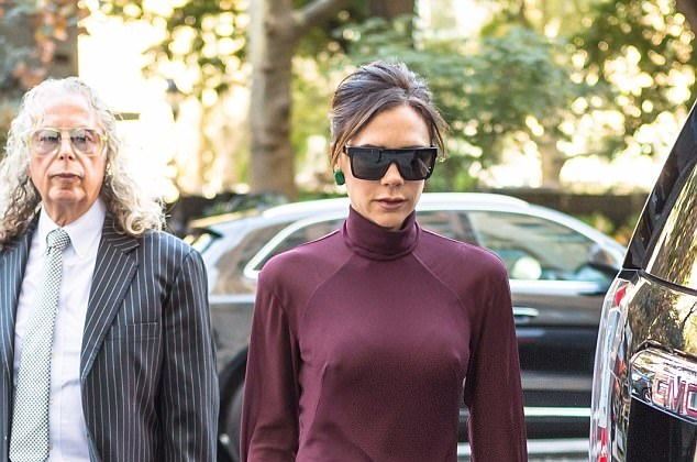 Victoria Beckham posts Instagram pic of her sons