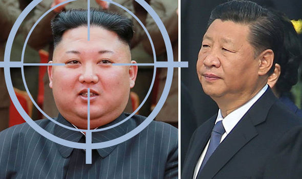 REVEALED: China's plans to 'REMOVE' volatile North Korean leader Kim Jong-un