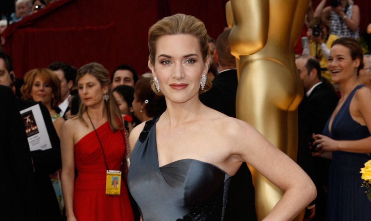 Here's why Kate Winslet didn't thank Harvey Weinstein when she won an Oscar