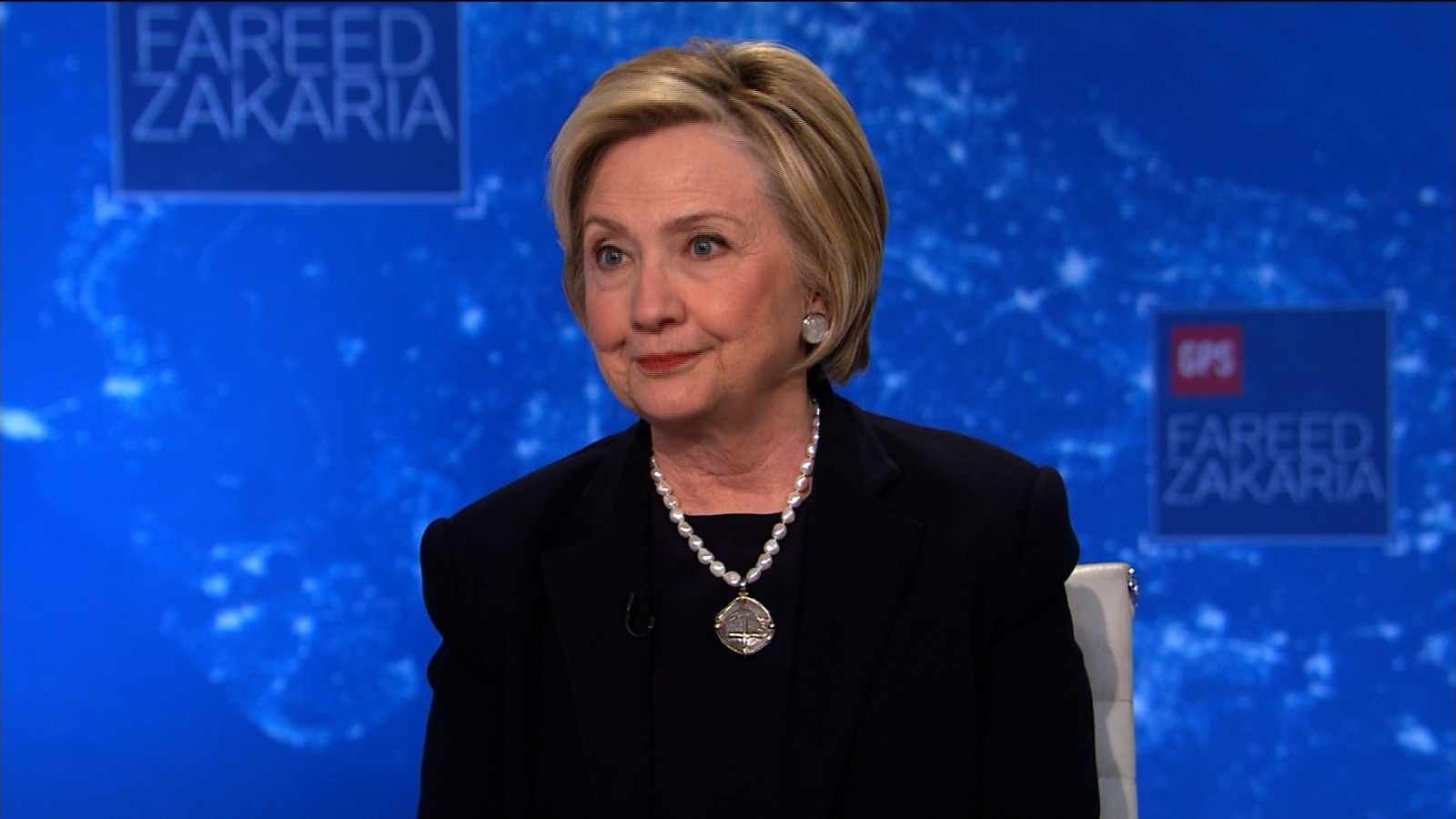 Clinton on Putin: Keep an eye on him, because hes not done