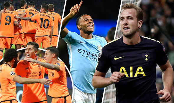 Liverpool and Man City run riot in Europe as Tottenham salvage point against Real Madrid