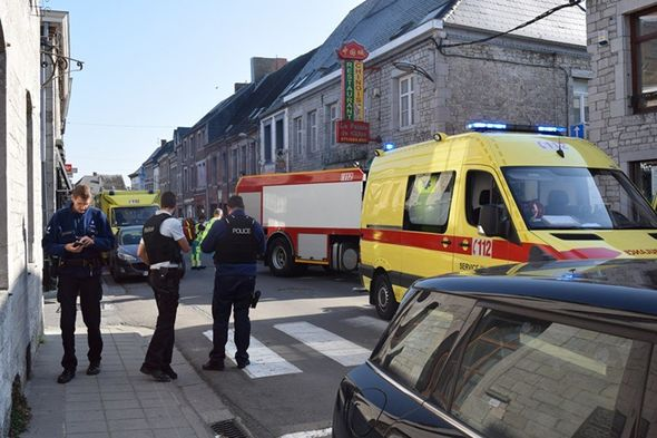BREAKING: Explosion rips through Belgian restaurant - at least three injured