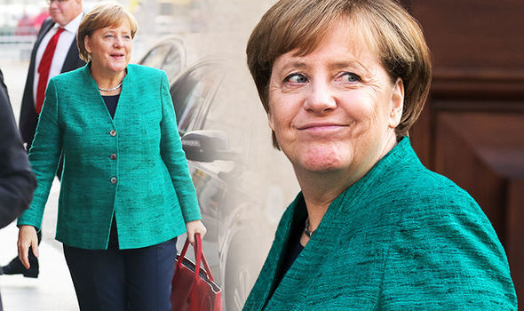 Is Merkel BLUFFING? Leaked paper shows Germany is preparing for EU trade deal with Britain