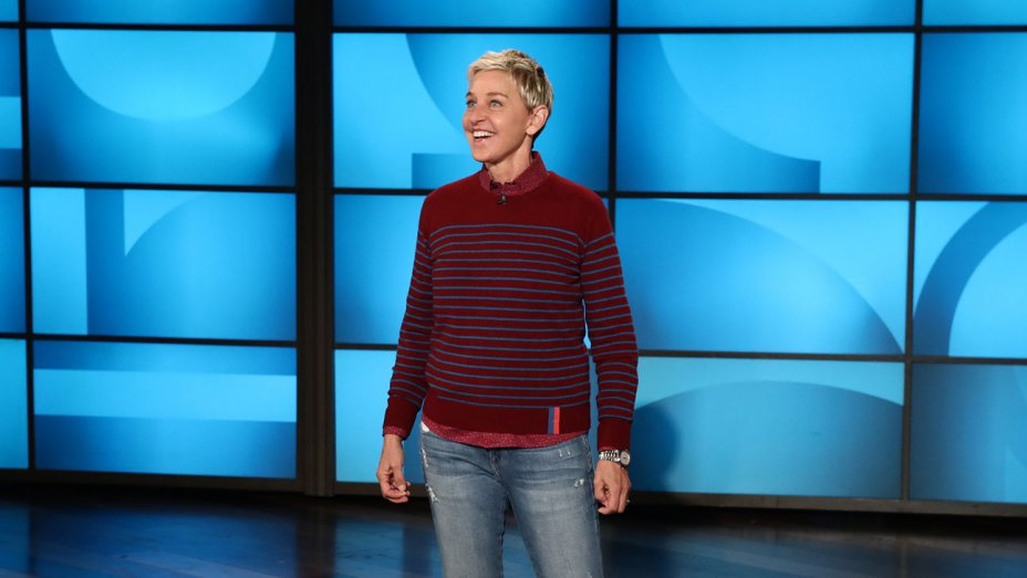 Ellen DeGeneres Talks Sexual Assault in Hollywood, Praises #MeToo Movement