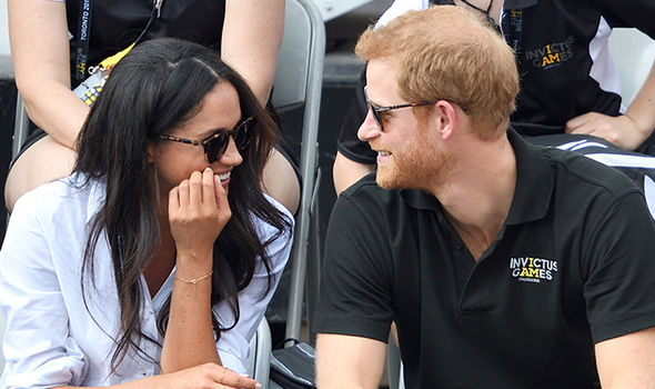 REVEALED: Prince Harry and Meghan Markle 'wedding date already set'