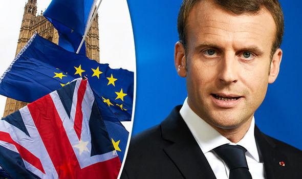 French envoy attempt to seduce British businesses and exploit UK industry Brexit fears