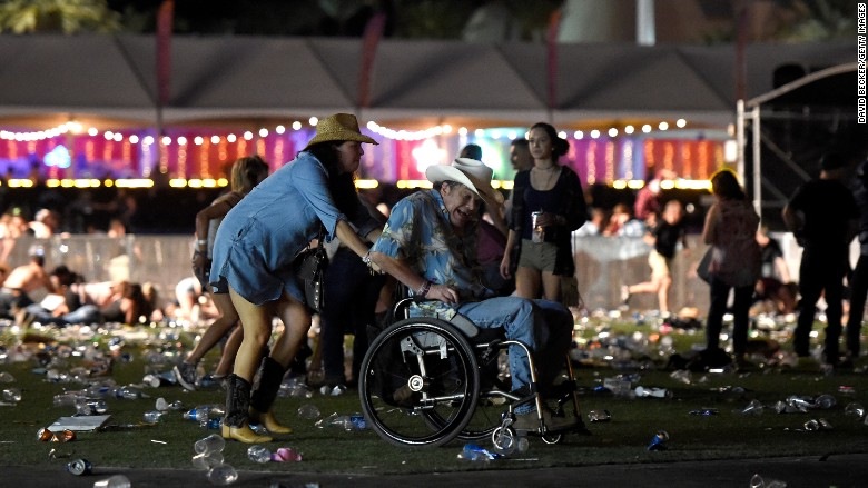 Beyond horrific. Country music world stunned by Las Vegas shooting