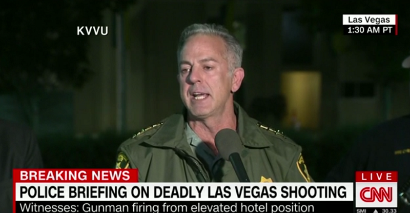 More than 20 dead after shooting on Las Vegas Strip