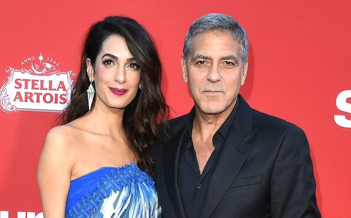 George Clooney Talks About Wife Amal Facing Sexual Harassment
