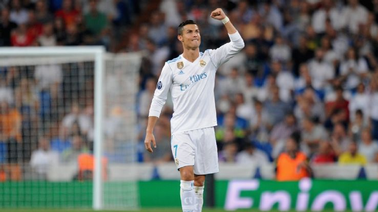 Cristiano Ronaldo named Best FIFA Mens Player for second year running