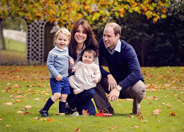 Kate Middleton pregnancy in pictures: George, Charlotte and Baby No 3