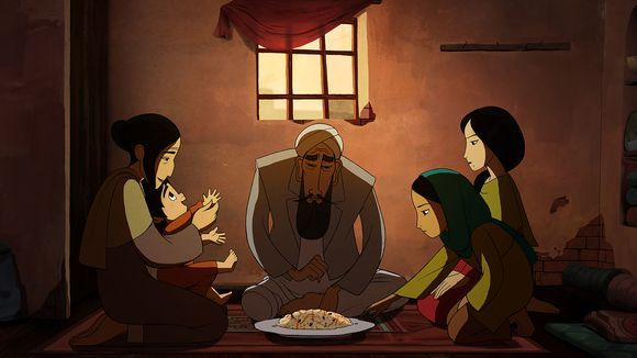 Watch an exclusive trailer for Angelina Jolie's timely animated film 'The Breadwinner'
