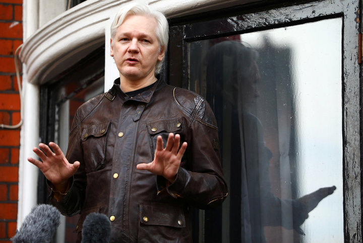 Julian Assange: WikiLeaks Rejected Request From Trump-Linked Firm