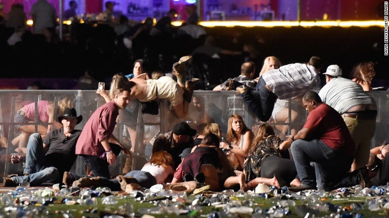 Las Vegas shooting: What we know