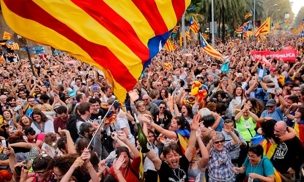 Spain imposes direct rule after Catalonia votes to declare independence