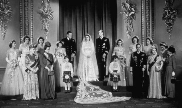Queen and Prince Philip anniversary: The day Britain celebrated royal wedding 70 years ago