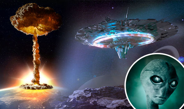 Russians fear ALIEN INVASION and END OF THE WORLD as Putin launches nuclear warning