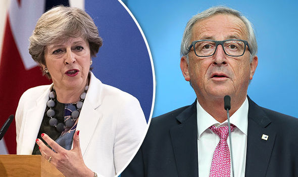 Walk away Theresa May under pressure to quit Brexit talks and leave EU with NO DEAL