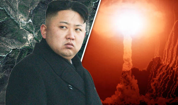 North Korea nuclear disaster ALERT: Radioactive cloud to ENGULF hemisphere, warns China