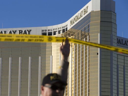 Vegas shooter modified guns for rapid fire, used cameras to monitor police