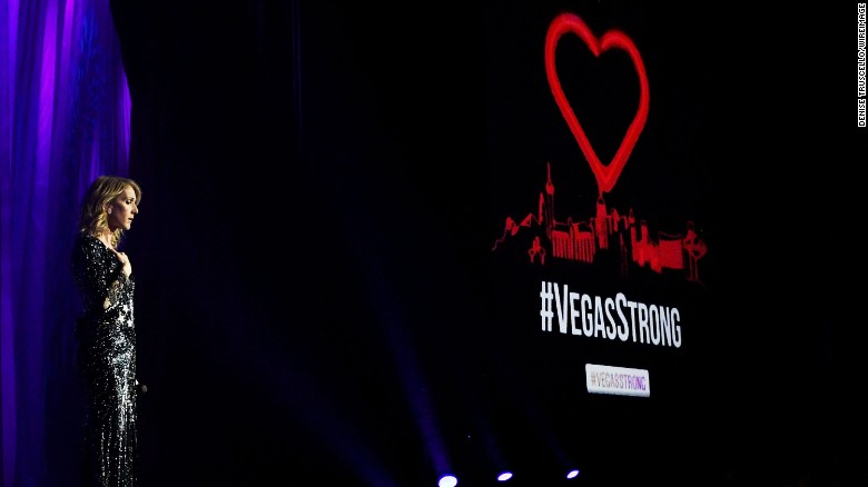 Celine Dion donates concert proceeds to Vegas shooting victims: So many are still suffering