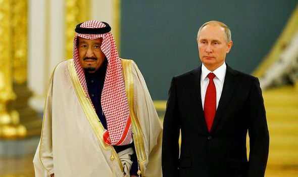 Putin's Middle East power surge: Russia sells WEAPONS to Saudi Arabia in lucrative deal
