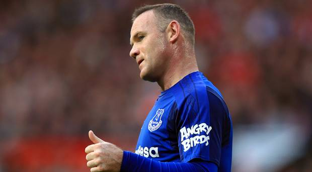 Wayne Rooney seen working off drink-driving community service at local garden centre - Independent.ie