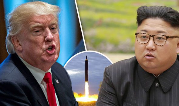 North Korea issued World War 3 warning by Donald Trump - 'Only one thing will work!'