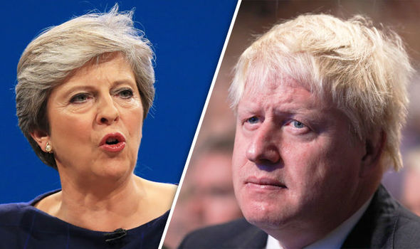 Theresa May planning to silence Boris Johnson with imminent Cabinet reshuffle