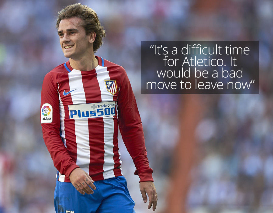Barcelona News: Lionel Messi gave blessing for Antoine Griezmann to replace Neymar
