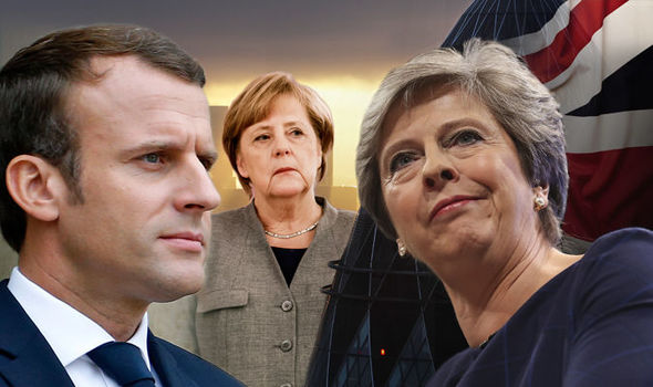Brexit BOOST – UK 'better for business than Germany AND France' as EU nations fall