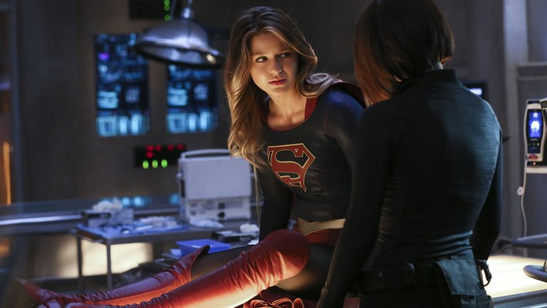 Melissa Benoist Calls for Industry Change After Supergirl Boss Accused of Sexual Harassment
