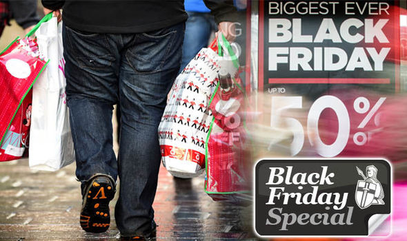 Black Friday 2017: Amazon, Argos, Currys, Tesco deals - everything you need to know