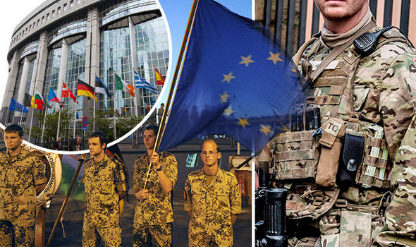 EU Army: The 5 countries that REFUSED to sign up to France and Germany's defence force