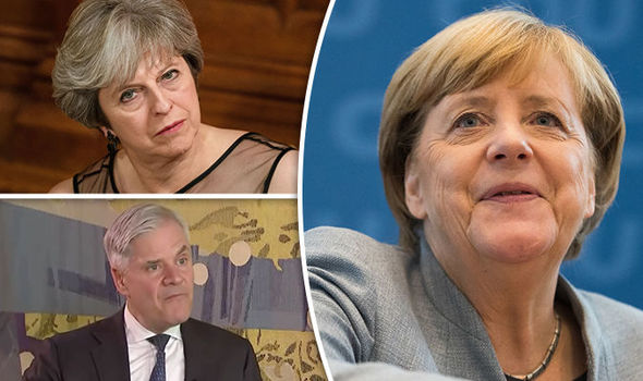 German banks prepare for hard Brexit and are in advanced stages of LEAVING London