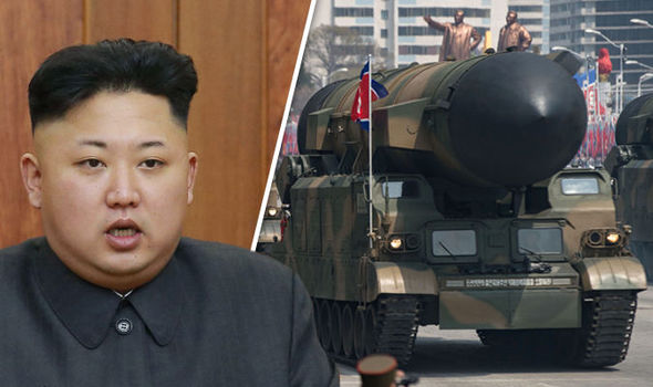 Humiliated North Korea on verge of HUGE nuclear launch to save face after tunnel collapse