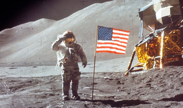 REVEALED: Putins plan to MINE on the MOON as Russia plots to be SUPERPOWER in space